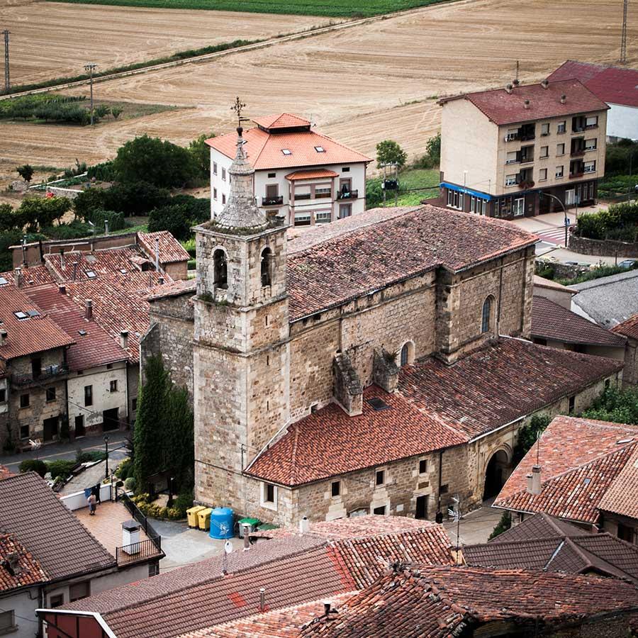 Casa Rural Gaztelubidea. Bernedo