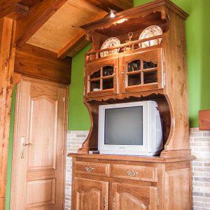 Casa Rural Gaztelubidea-Salon