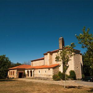 Casa Rural Gaztelubidea. Bernedo. Ermita de Nuestra Señora de Ocón
