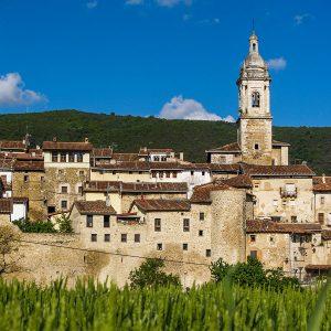 Casa Rural Gaztelubidea. Montaña Alavesa. Antoñana