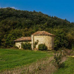 Casa Rural Gaztelubidea. Montaña Alavesa. Atauri