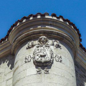 Casa Rural Gaztelubidea. Vitoria-Gasteiz. Palacio de Bendaña